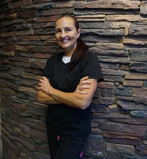 Dr. Olga Prokopets, DDS