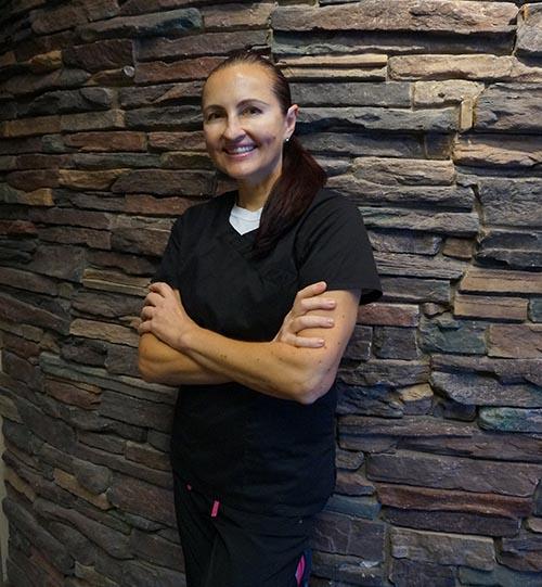 Dr. Olga Prokopets